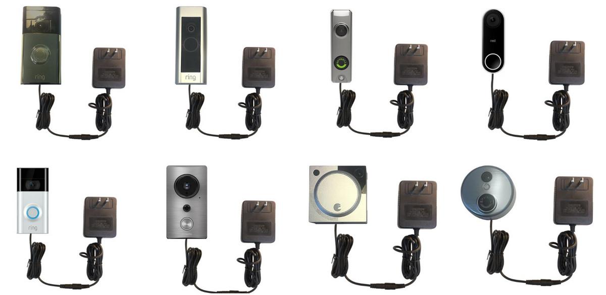 Jeremy Burkhardt's Biz Partner Builds a Better Video Doorbell Transformer