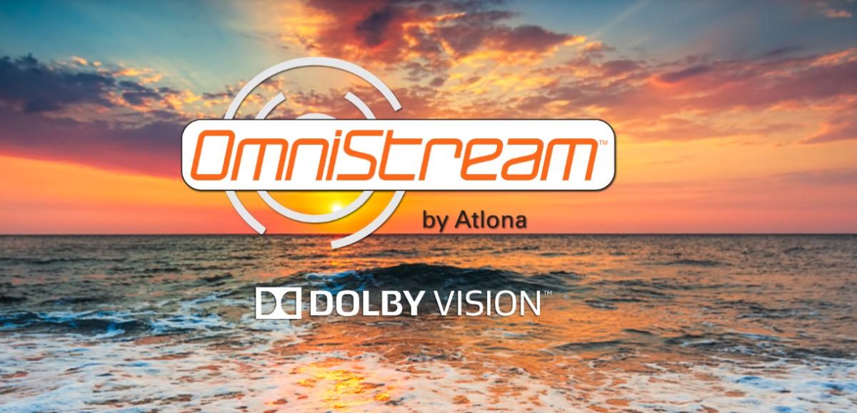 Atlona Releases Industry-First Dolby Vision Capability for OmniStream AV Over IP [PR]