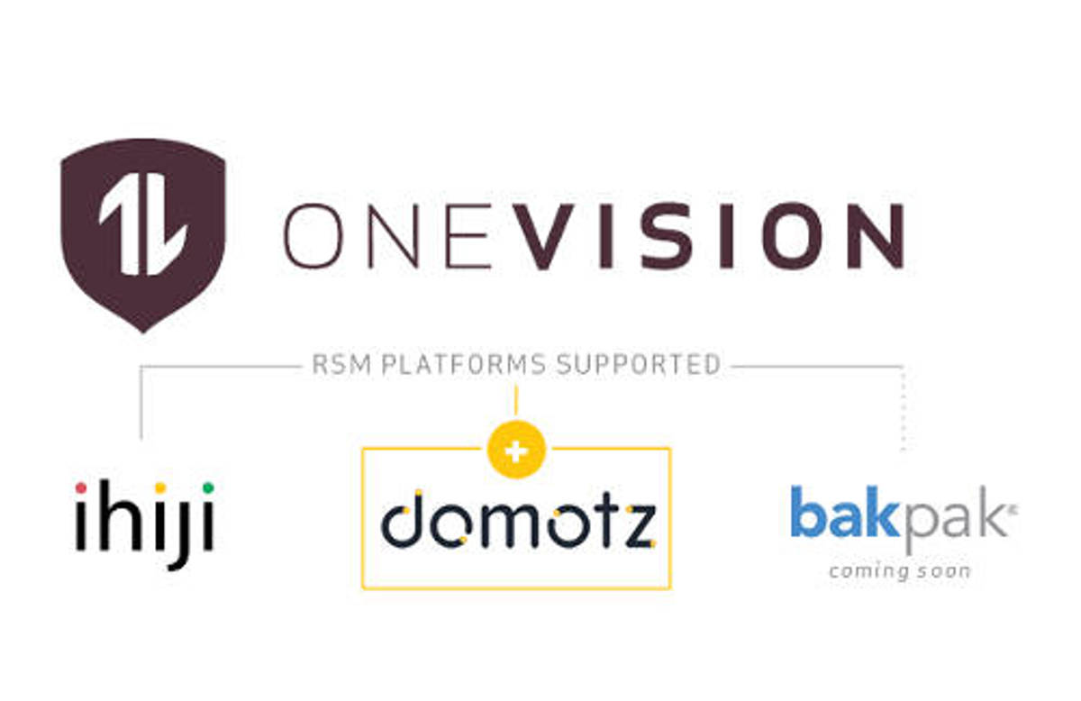 OneVision Adds Domotz to Service Platform
