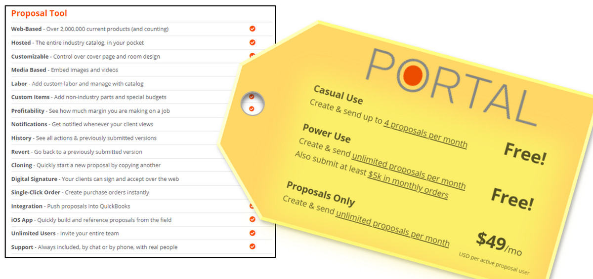 Portal Starts Charging 'Power Users' who Don't Buy Stuff