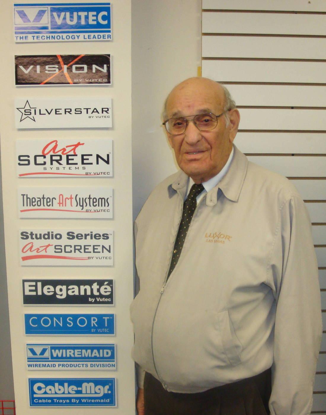 Vutec CEO Howard Sinkoff Passes Away at 88