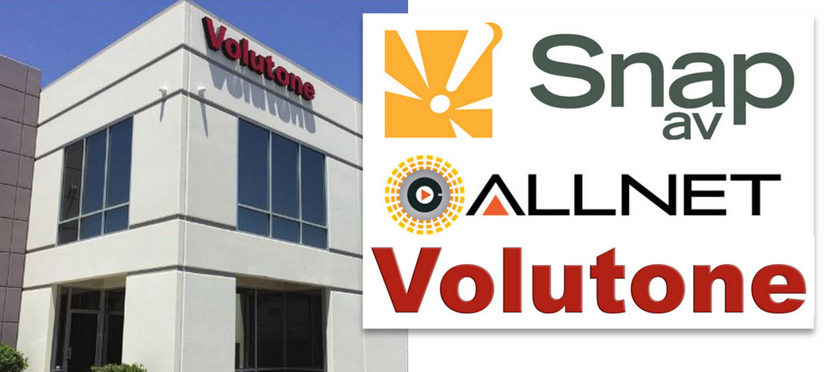 SnapAV Acquires Volutone, Adding 7 Distributor Locations