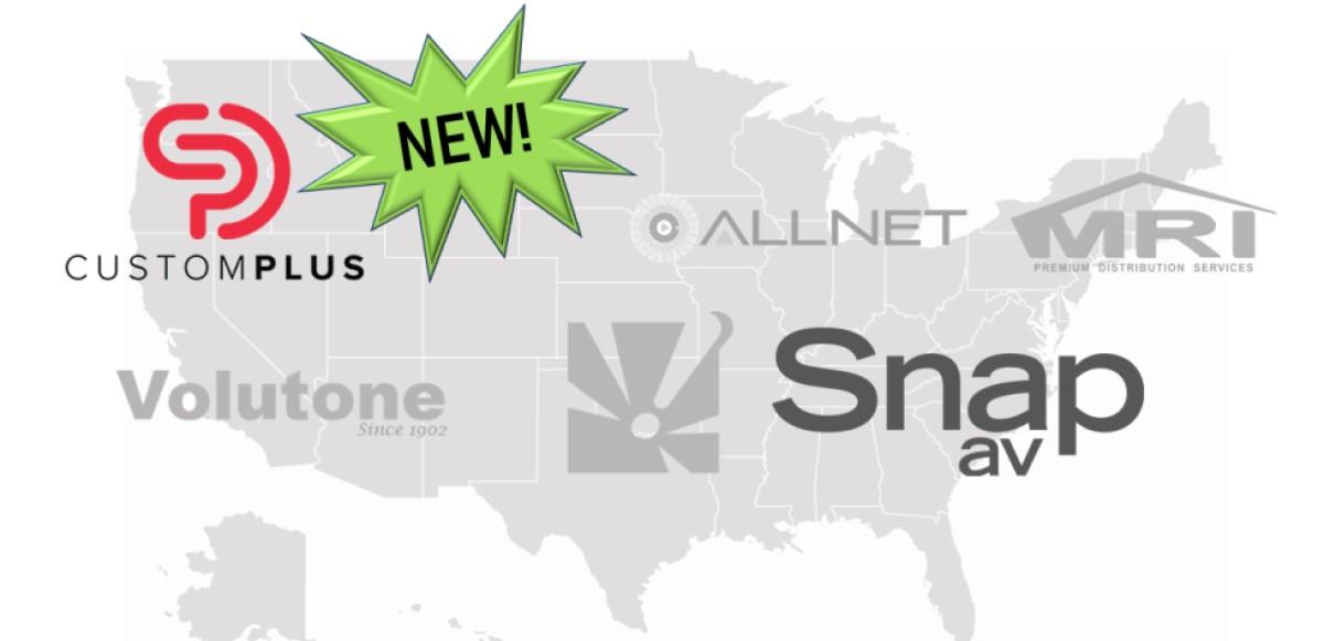 SnapAV Acquires West Coast Distributor Custom Plus, Adds 12V to Portfolio