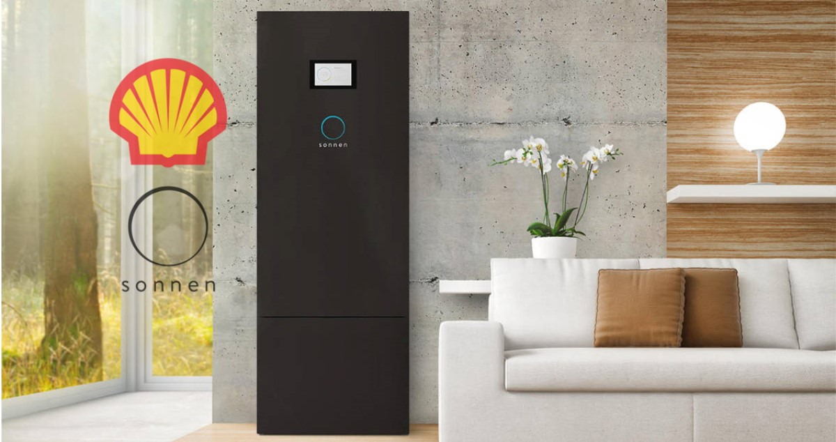 Shell Acquires Sonnen Home Energy Storage Systems