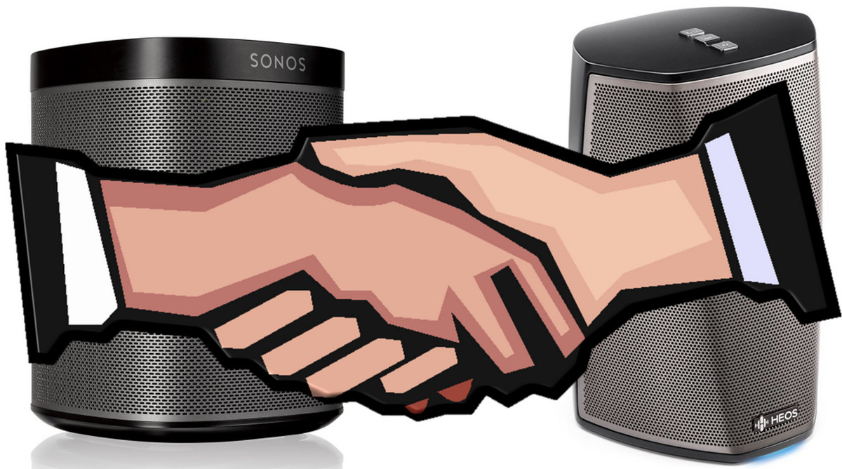 Sonos, Sound United Settle Lawsuits on Denon HEOS