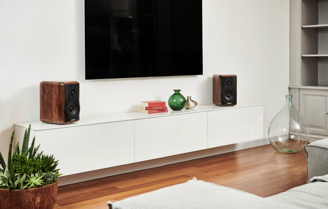 Sonus faber Adds Stylish Bookshelf Speaker to its Heritage