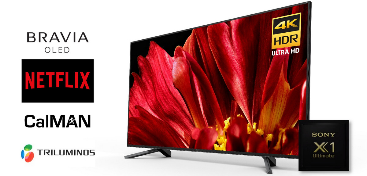 New Sony Master Series OLED, LCD - Netflix Calibrated