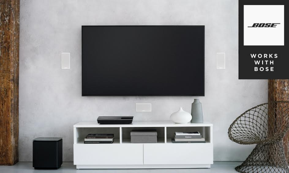'Works with Bose' Enables Whole New Era of Home System Integration
