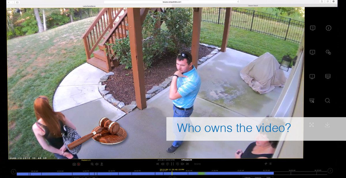 Who 'Owns' Doorbell Camera Surveillance Video? (and 4 Other Legal Questions)