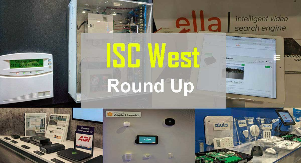 ISC West: Julie Jacobson's Must-See Booths