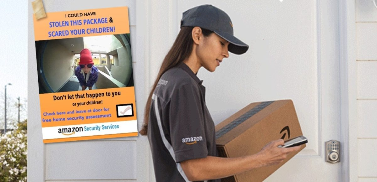 That HUGE Story on Secretive 'Amazon Home Security Services'