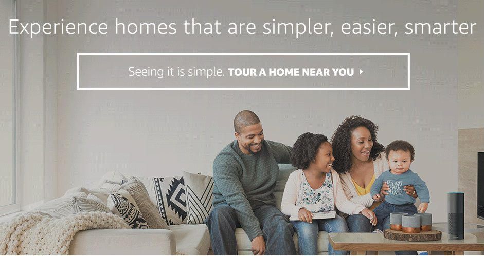 Amazon Introduces Smart-Home 'Experience Centers'