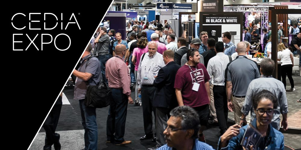 See What's Coming to CEDIA Expo 2018!