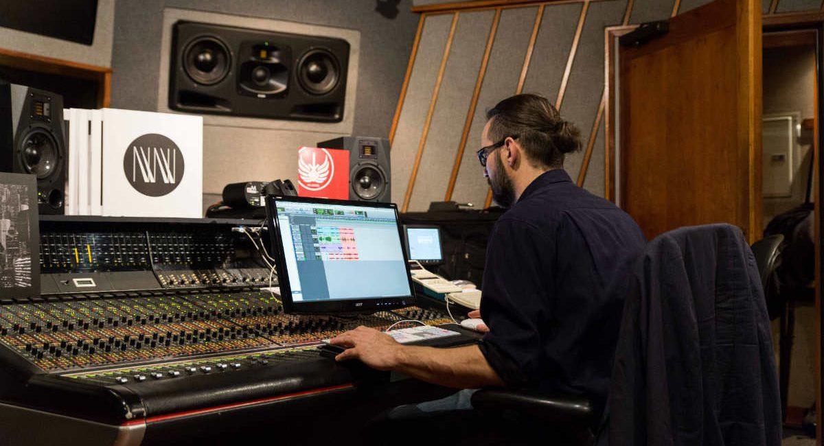 Audio Engineer Studio