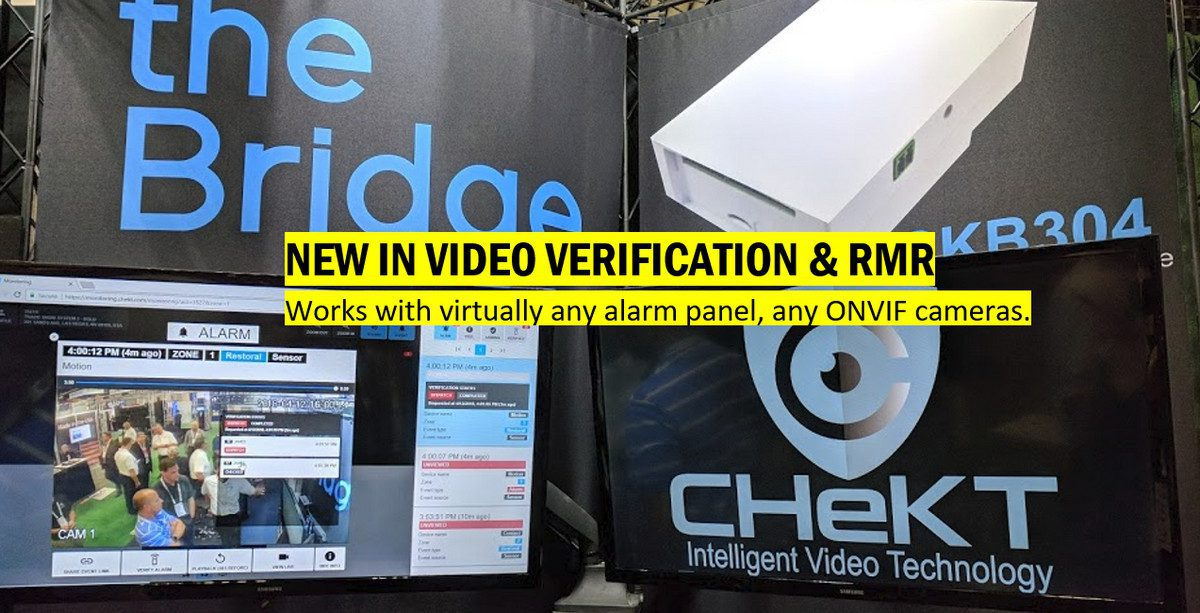 How to Add RMR-Rich Video Verification to Professionally Monitored Security Systems