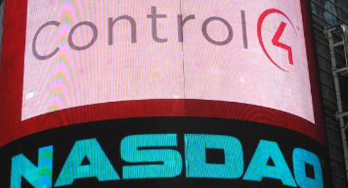 Control4 Q1 Revenues Up 18%; More Acquisitions to Come