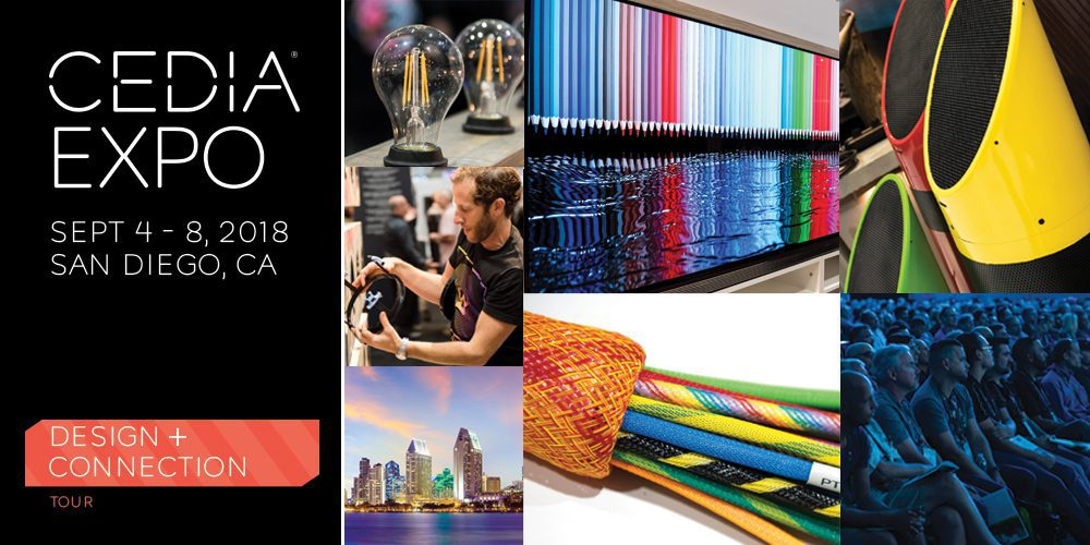 CEDIA Expo Announces Design Connection for Design and Technology Collaboration and Integration