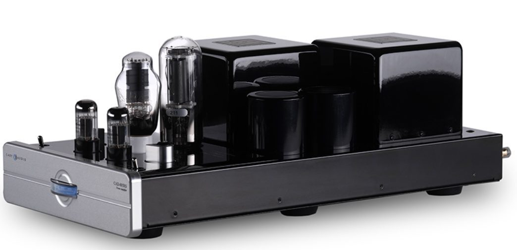 Cary Audio Reference Series Amp Produces Over 50W of Power