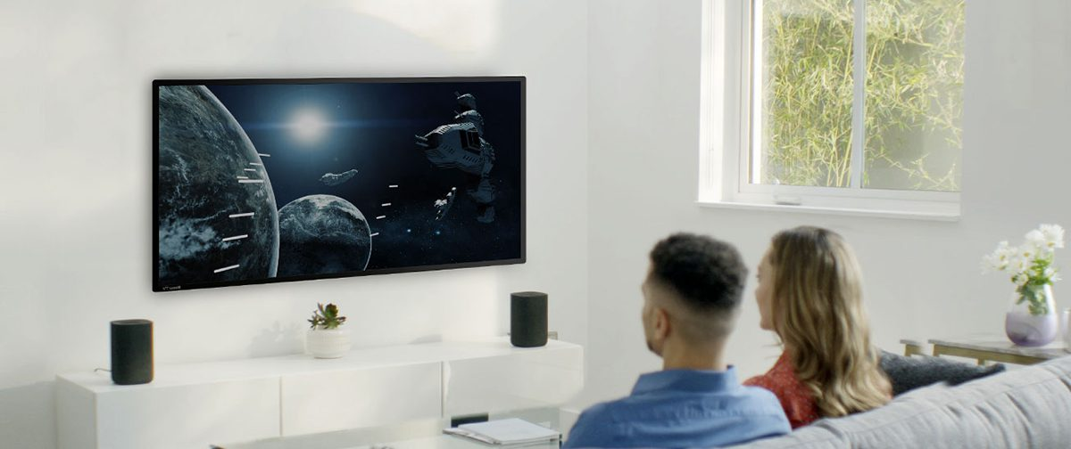Roku Moves into Wireless Audio with Roku TV Wireless Speakers