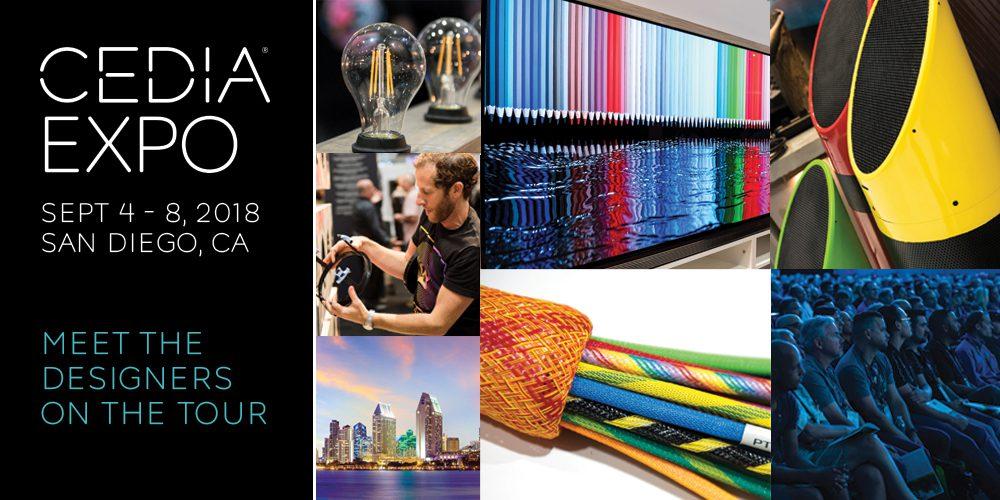 CEDIA Expo Announces List of Designers for Design Connection Tours