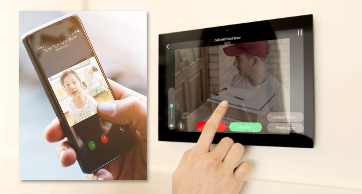 Control4's new Intercom Anywhere 'Elevates the Smart Doorbell'