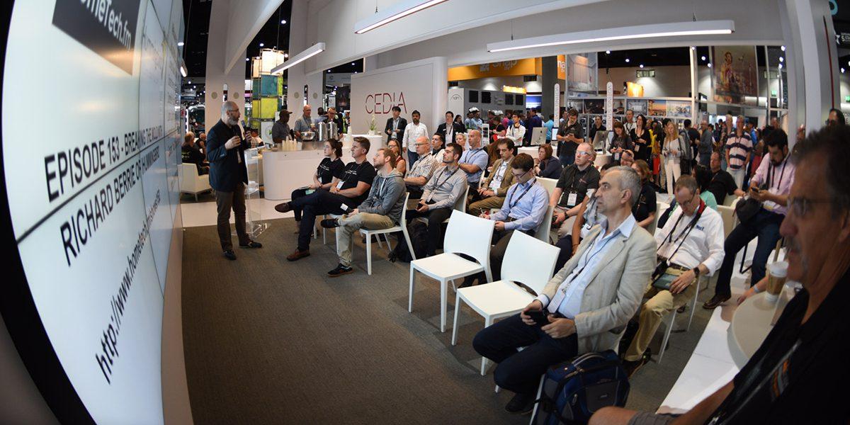 CEDIA Talks Return for Expo 2018
