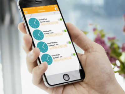Somfy myLink Provides Voice Control and Expanded Integration