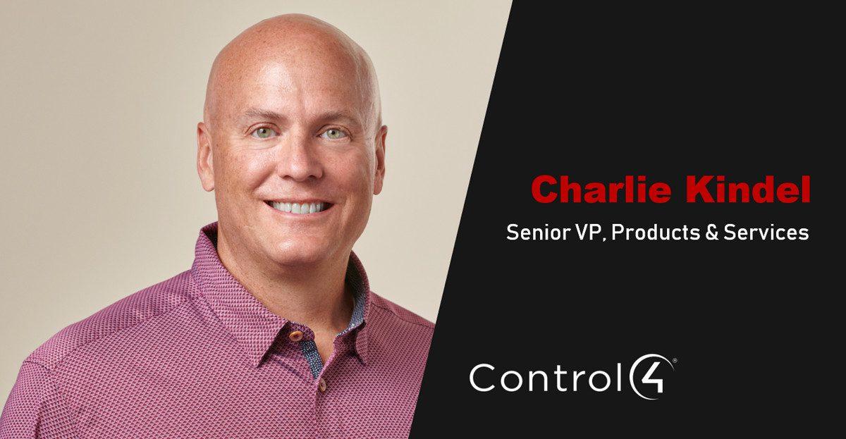 Control4 Hires Charlie Kindel, Amazon Alexa Smart Home Mastermind