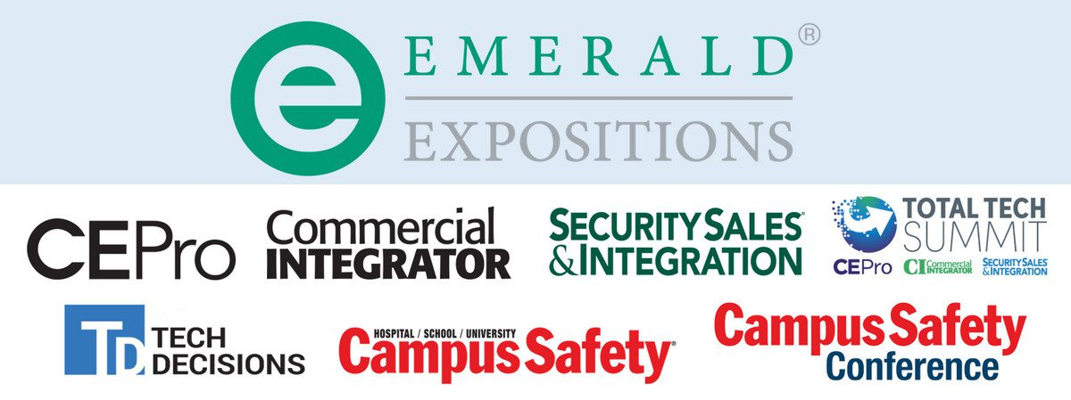 Emerald Expositions Acquires CE Pro, Total Tech Summit from EH Media 'Connected' Brands