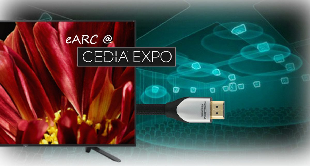 eARC at CEDIA: The One Question to ask TV and AVR Manufacturers