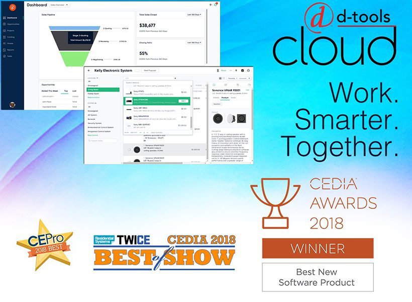 D-Tools' New Cloud Offering Gives Users a Simple, Scalable, Web-Based Solution