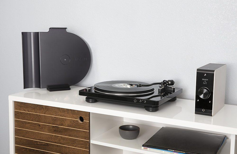 Denon's New Turntables Provide Turnkey Vinyl Sound – No Tweaking, No Guesswork