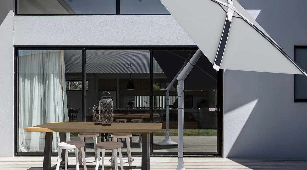 Robotic Patio Umbrellas A New Product Category For Pro Channel Ce Pro