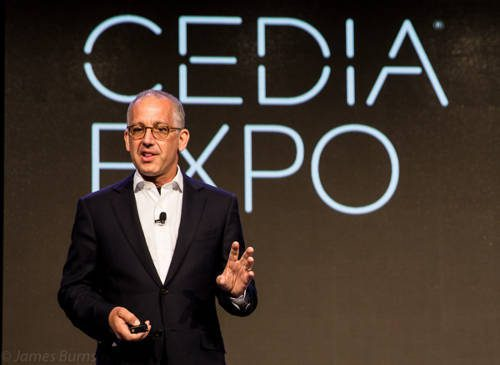 CEDIA Keynote: Monumental Shifts in Entertainment Industry Will Feed CE Business - CEPRO