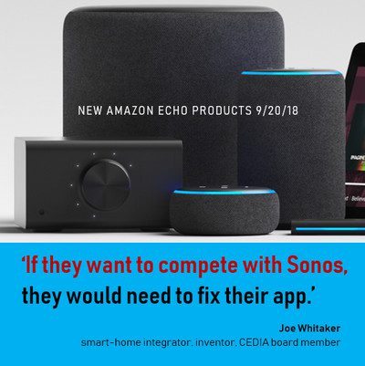 Analysis: What Those New Amazon Echo Products Mean for the