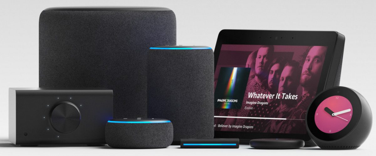 Amazon Announces New Echo Devices Including Amp, Subwoofer, Dot and Auto [PR]