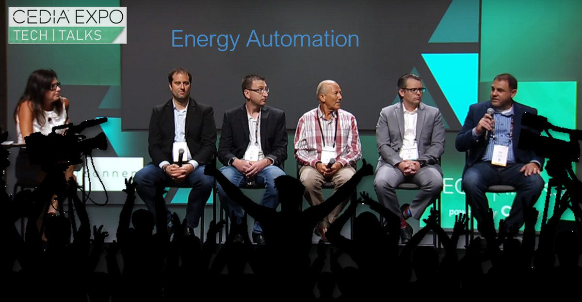 Smart-Home Pros (No One Else) Can Own Emerging 'Energy Automation' Field: CEDIA Tech Talk