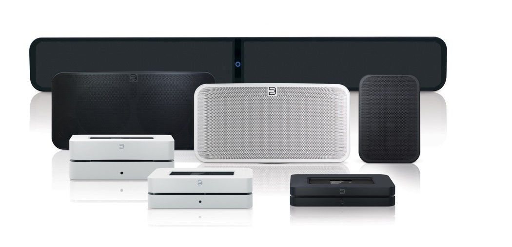Bluesound Gen 2i Wireless Whole-House Products Feature Apple AirPlay2