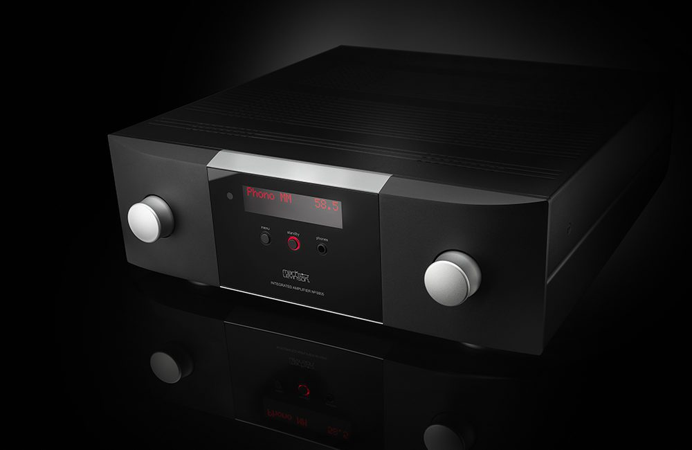 Mark Levinson 5000 Series Amplifiers Pair Modern Features With Class A/B Amplification