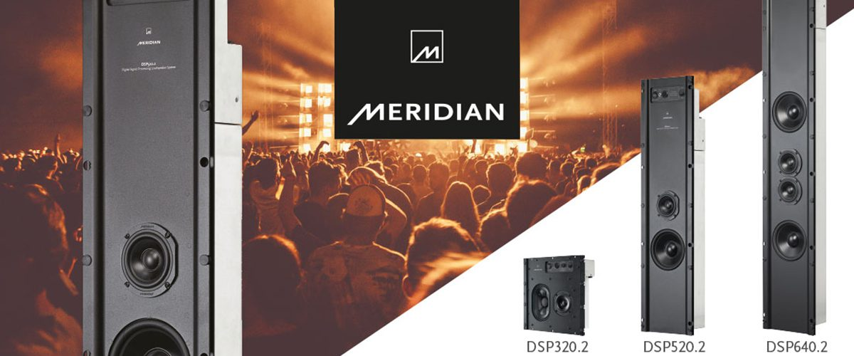 Architectural Loudspeaker Solutions from Meridian Audio