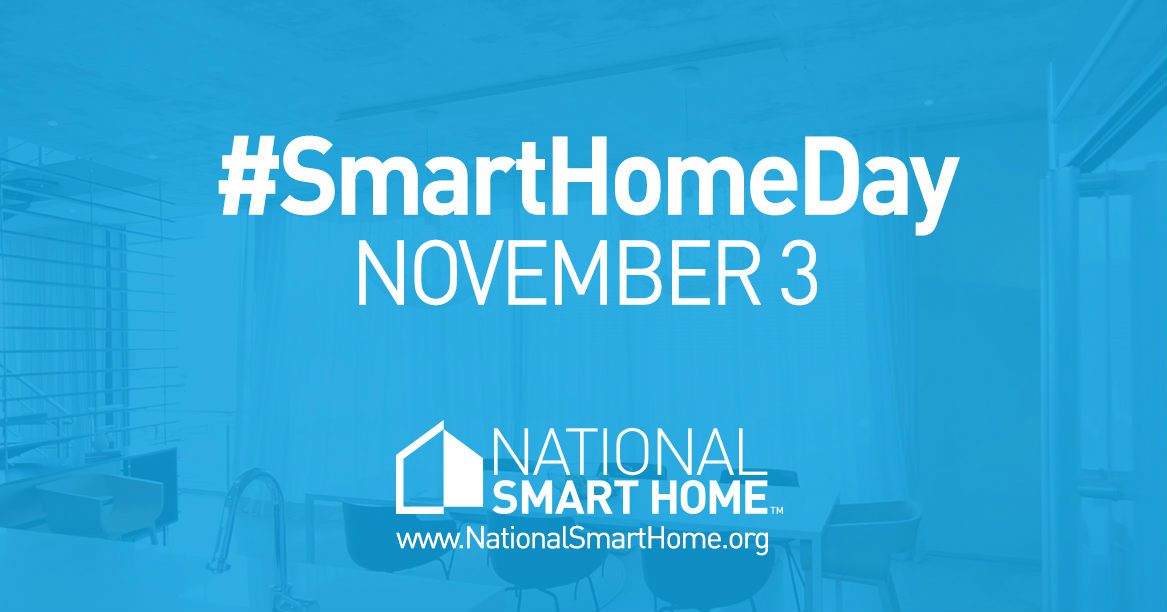 National #SmartHomeDay Features Facebook Livestream From Industry Faves