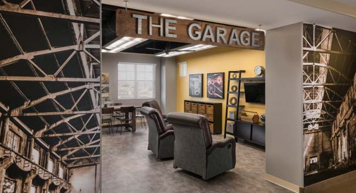 Tech Opportunities In Senior Living Tech Spaces Man Caves Game Rooms Ce Pro