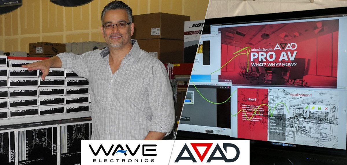 CEO Interview: The Scoop on AVAD, WAVE Electronics Merger