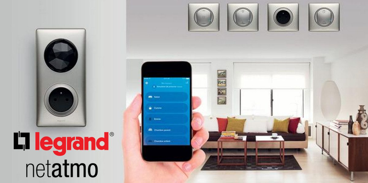 Legrand Acquires Smart Home Startup Netatmo