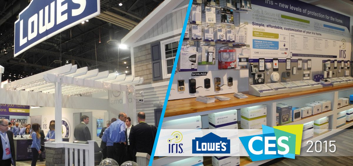 Lowe's Ditches Iris, Looks to Exit Smart Home Business