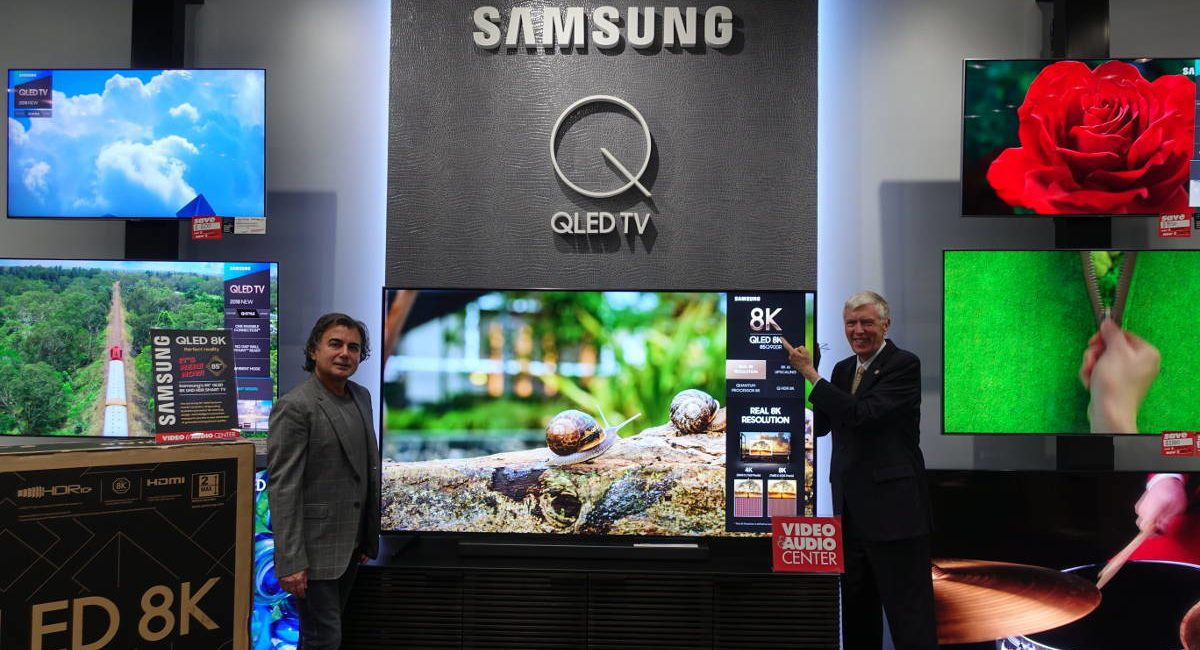 A/V Shop Sells Almost $280k in Samsung 8K QLEDs in 4 Hours
