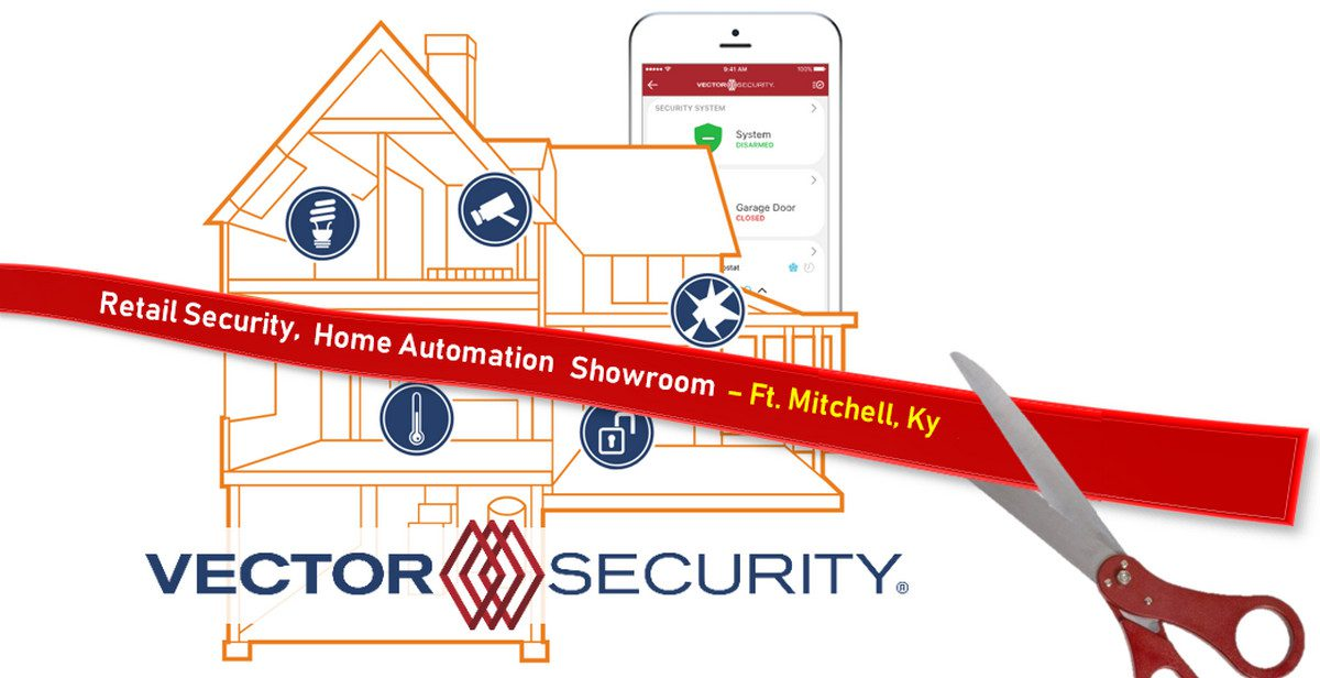 Home Automation and Alarm Giant Vector Security Adds Retail Location; More Coming