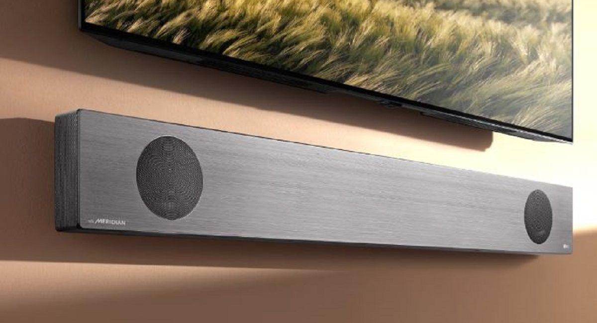 LG, Meridian Unite to Create Premium SL9 Series Soundbars