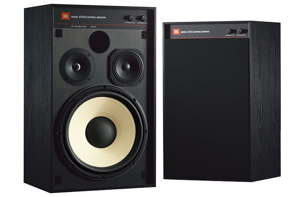 $2,500 JBL 4312G Studio Monitor Launches at CES 2019
