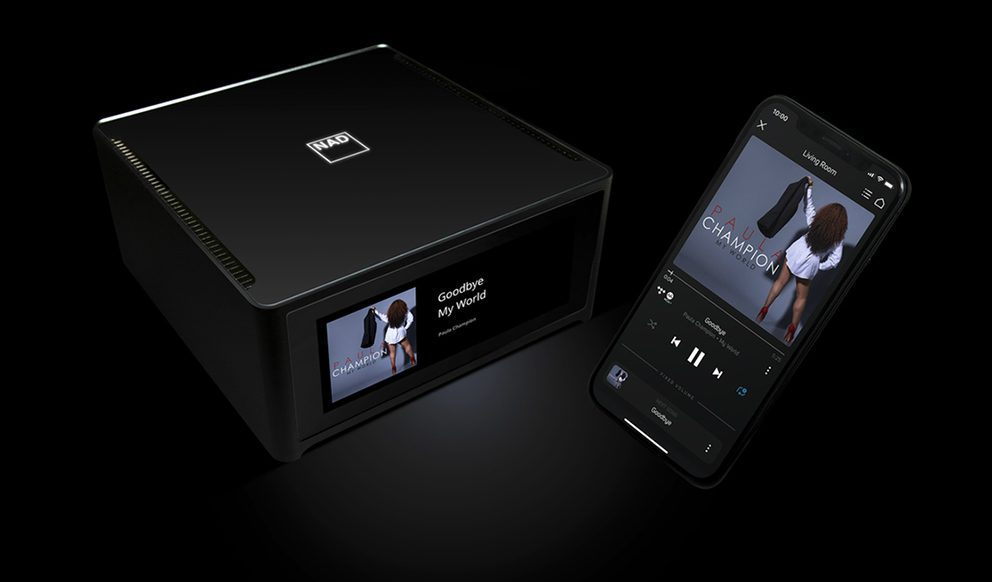 $2,500 NAD Masters M10 Brings Audiophile Performance to Streaming Audio Market